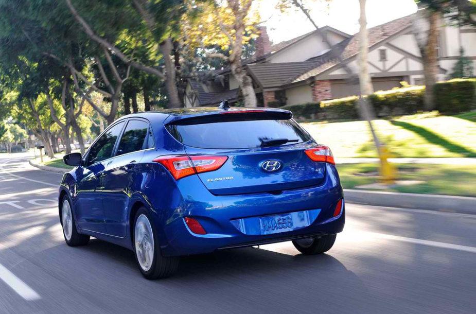 """""""Hyundai Elantra GT"""""""