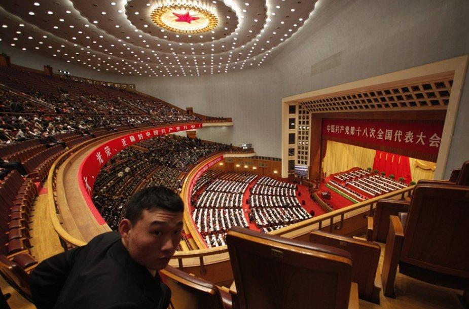 Komunistų partijos kongresas