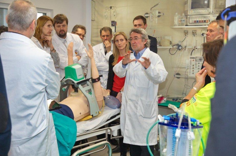 Nauja donorystės programa sutrumpins laukiančiųjų transplantacijos eilę