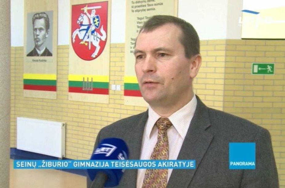 """Seinų """"Žiburio"""" gimnazija – Lenkijos prokurorų akiratyje."""