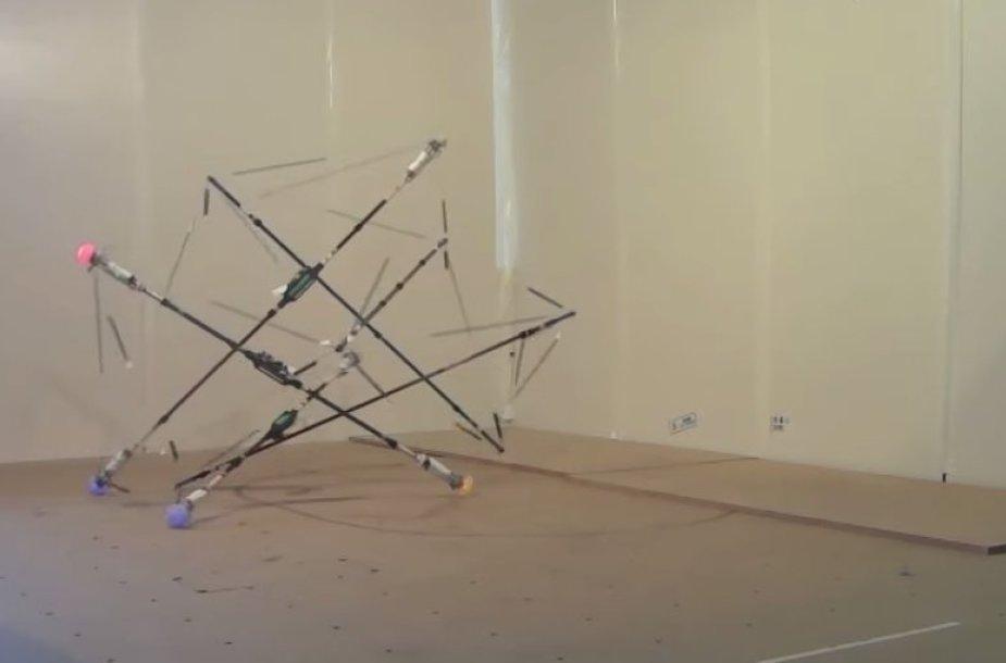 Šis NASA Robotas tirs Saturno palydovą Titaną