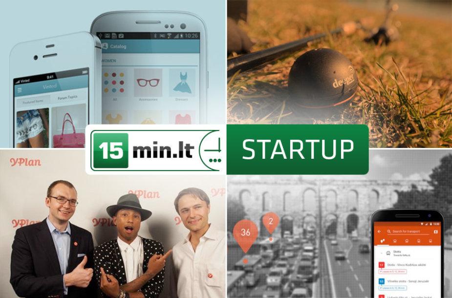 Startup logotipas