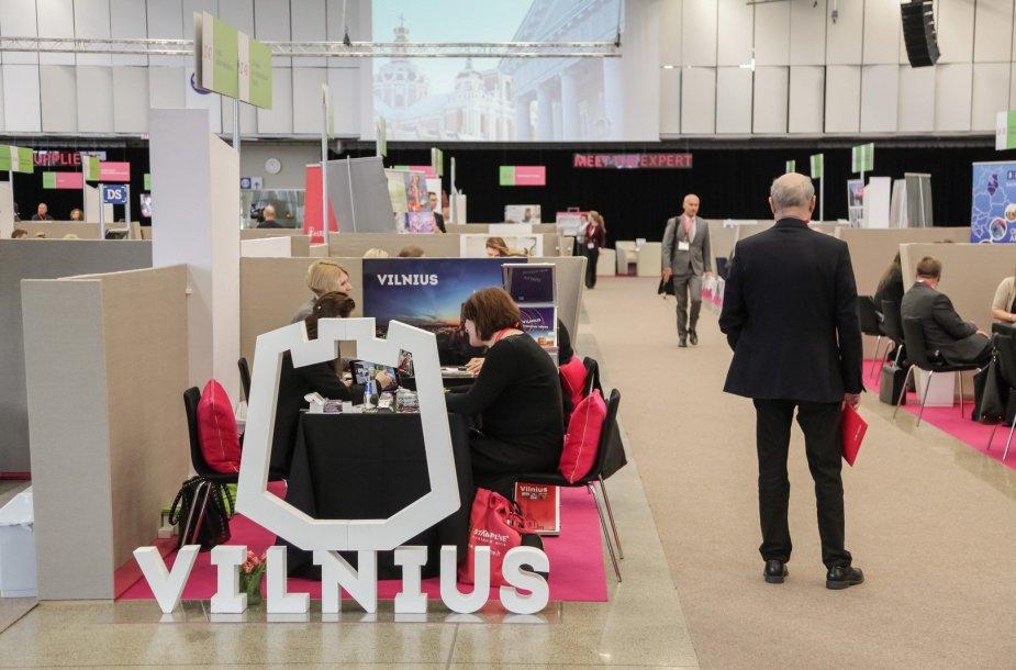 Lietuva siekia pritraukti kuo daugiau konferencijų turistų