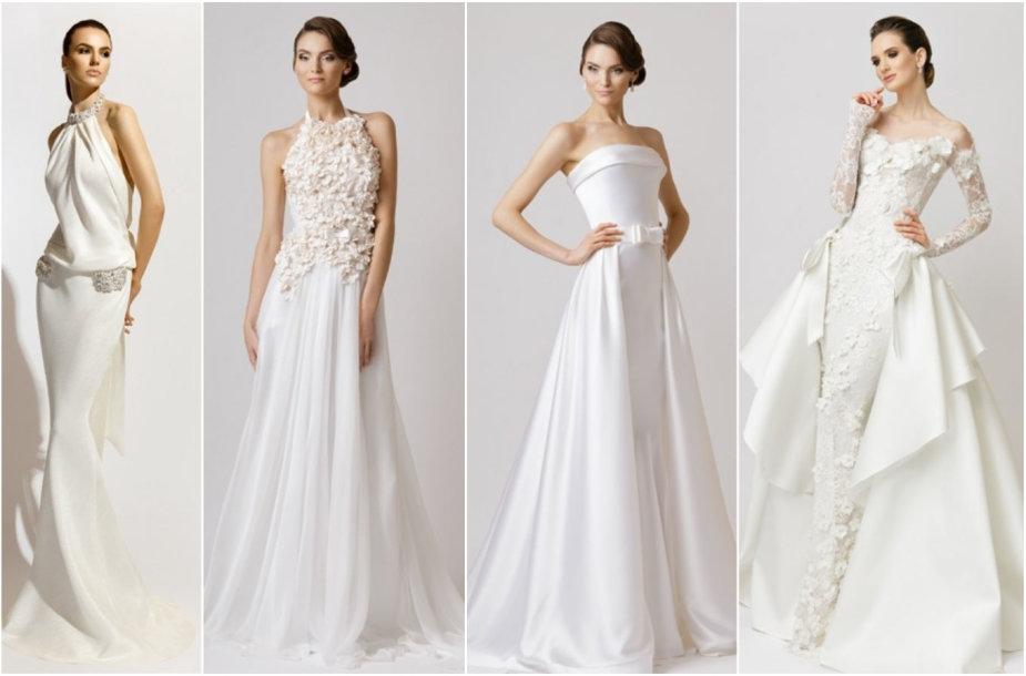 Arvydo Videikos vestuvinės suknelės