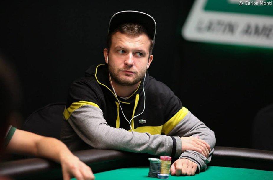 Aleksandras Rusinovas Lotynų Amerikos pokerio ture (LAPT)