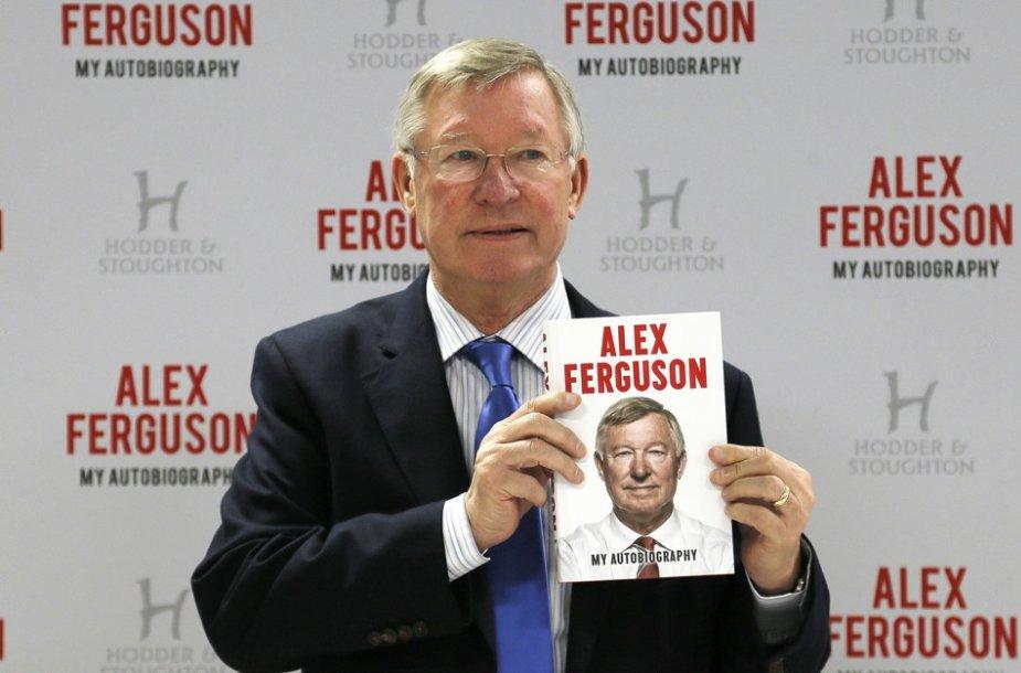 Alexas Fergusonas