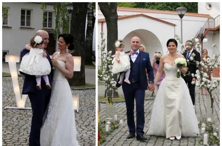 Renaldas Malychas ir Jolita Noreikytė