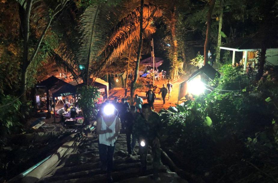Gelbėjimo operacija Tailande