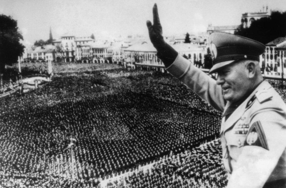 B.Mussolini