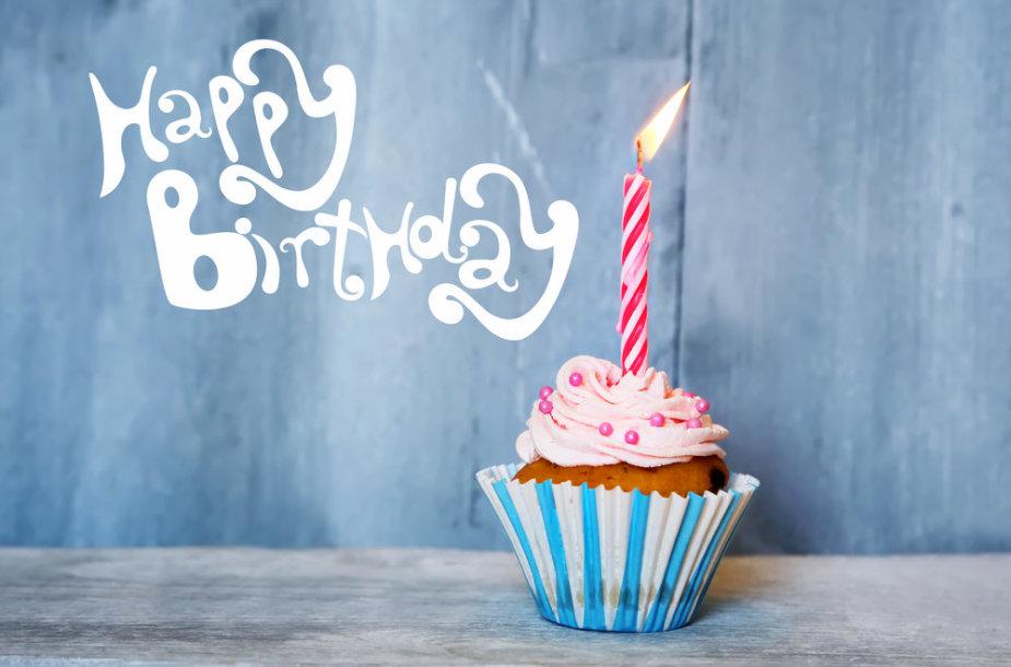 Su gimtadieniu!