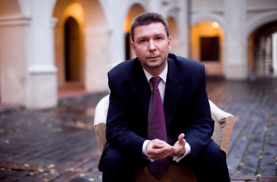 Psichologas Andrius Kaluginas