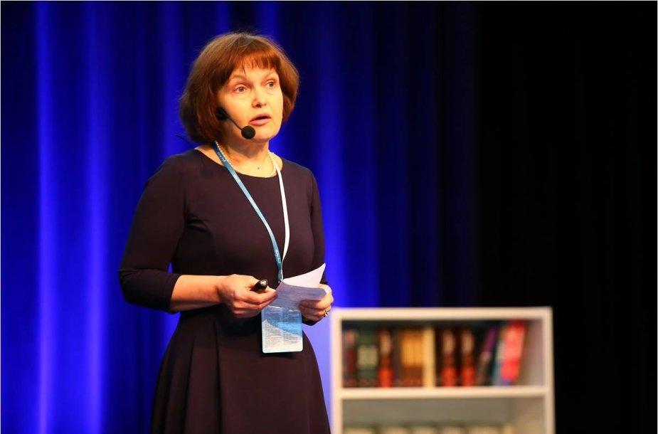 Socialinių mokslų daktarė Rita Dukynaitė.