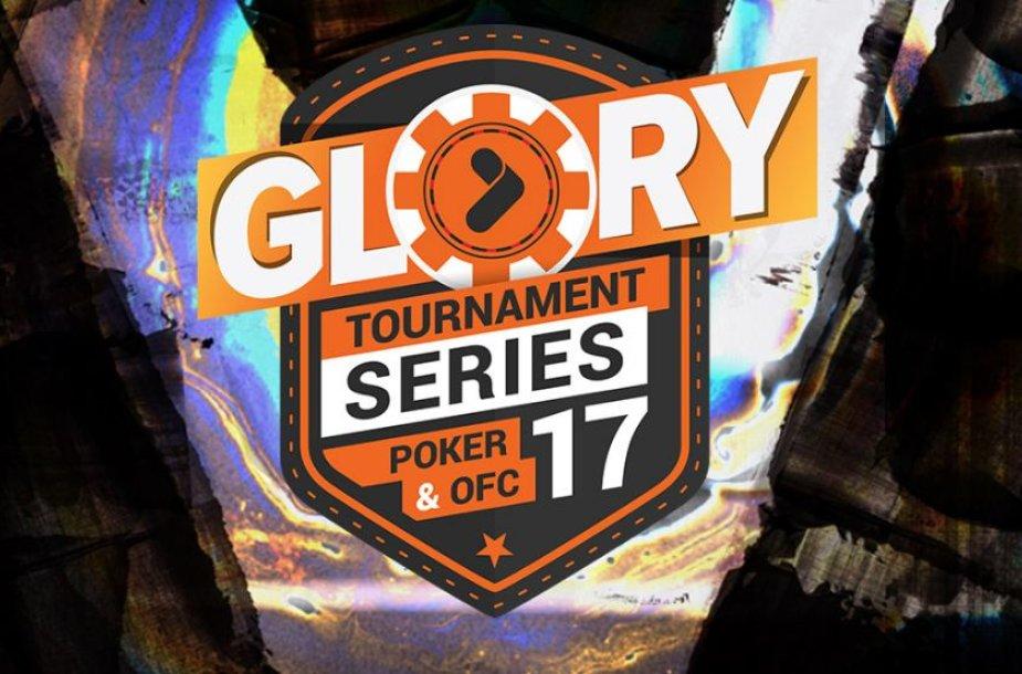 """""""TonyBet Glory Series"""" / tonybet.lt nuotr."""