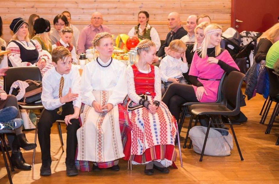 Kovo 11-osios šventė Rogalando lietuvių bendruomenėje