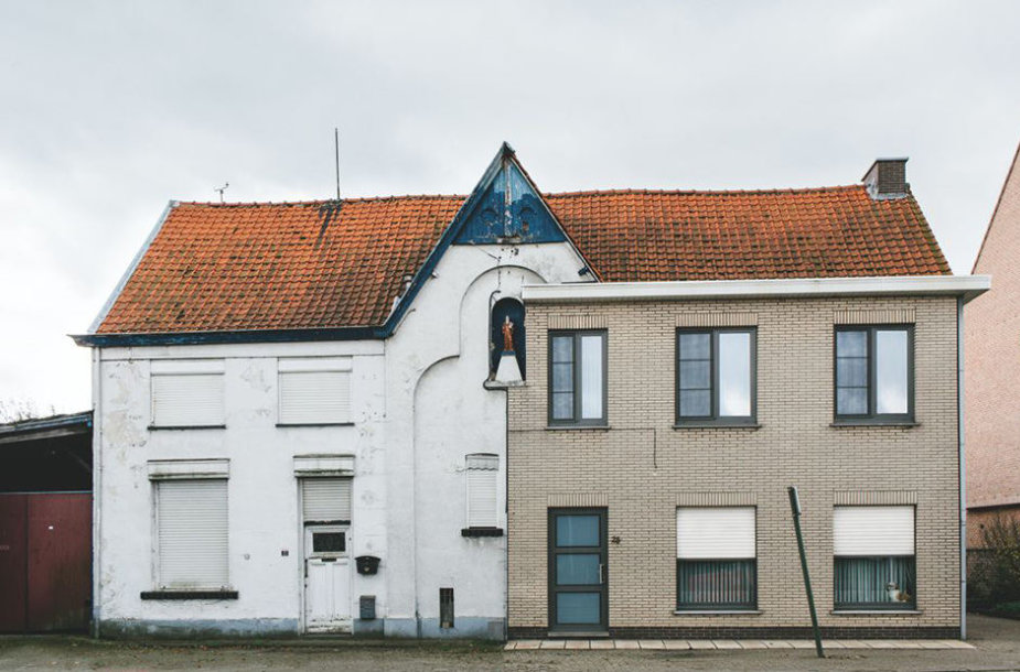"Hannes Coudenys, ""Ugly Belgian Houses"""