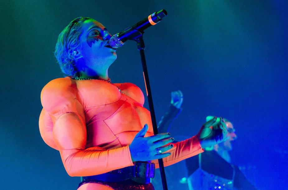 Fever Ray koncertas Vilniuje