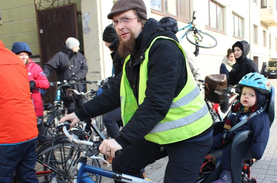Klaipėda šiais metais paskelbta dviračių miestu.