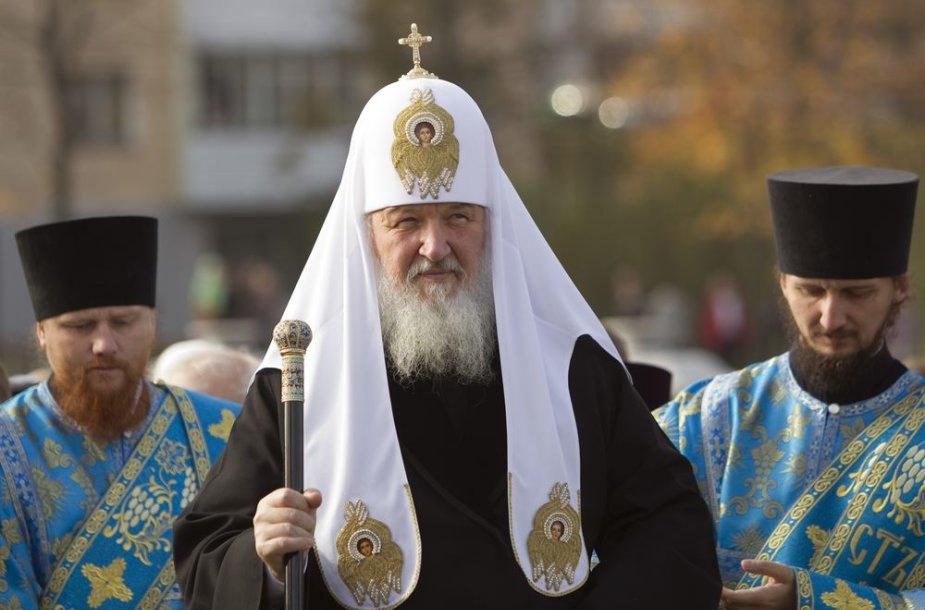 Rusijos Ortodoksų Bažnyčios patriarchas Kirilas