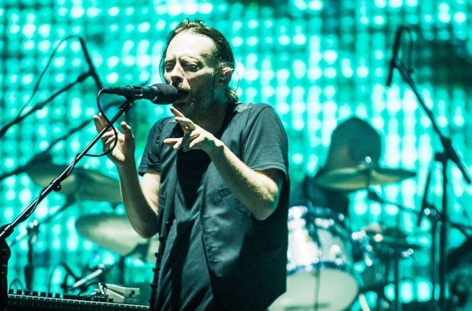 """""""Radiohead"""" koncertas"""