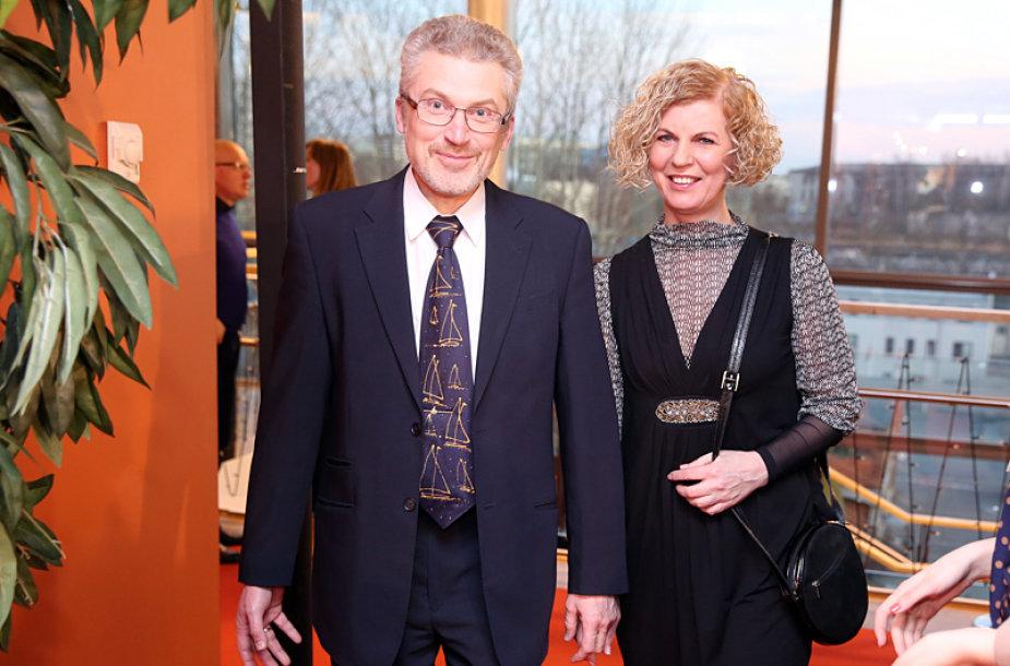 Paulius Kovas ir Nijolė Narmontaitė