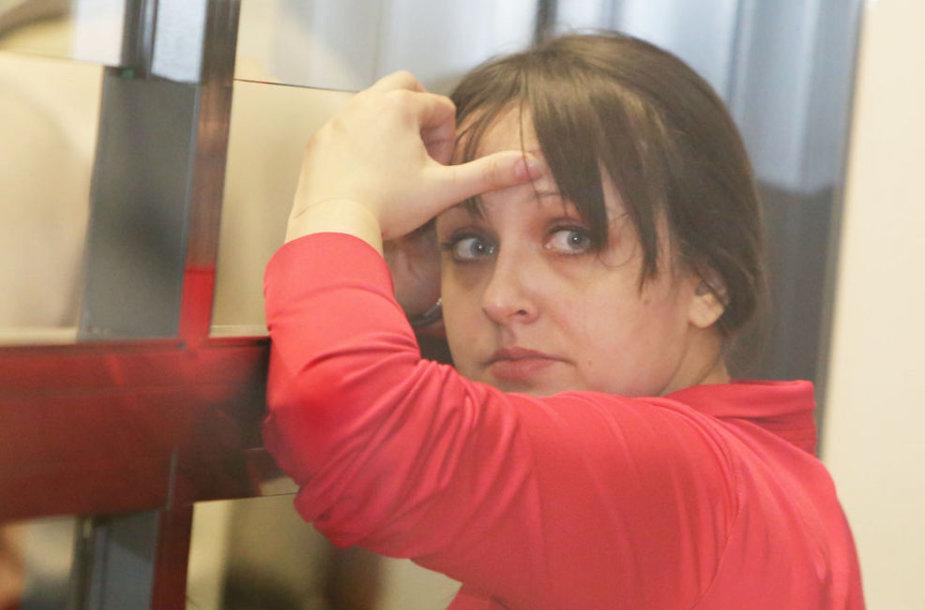 Ineta Dzinguvienė teisme