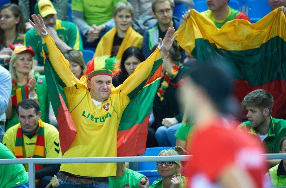 Lietuvos teniso aistruoliai