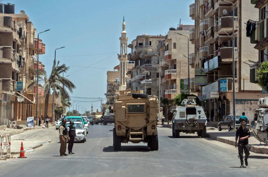 Egipto kariai Sinajaus pusiasalyje