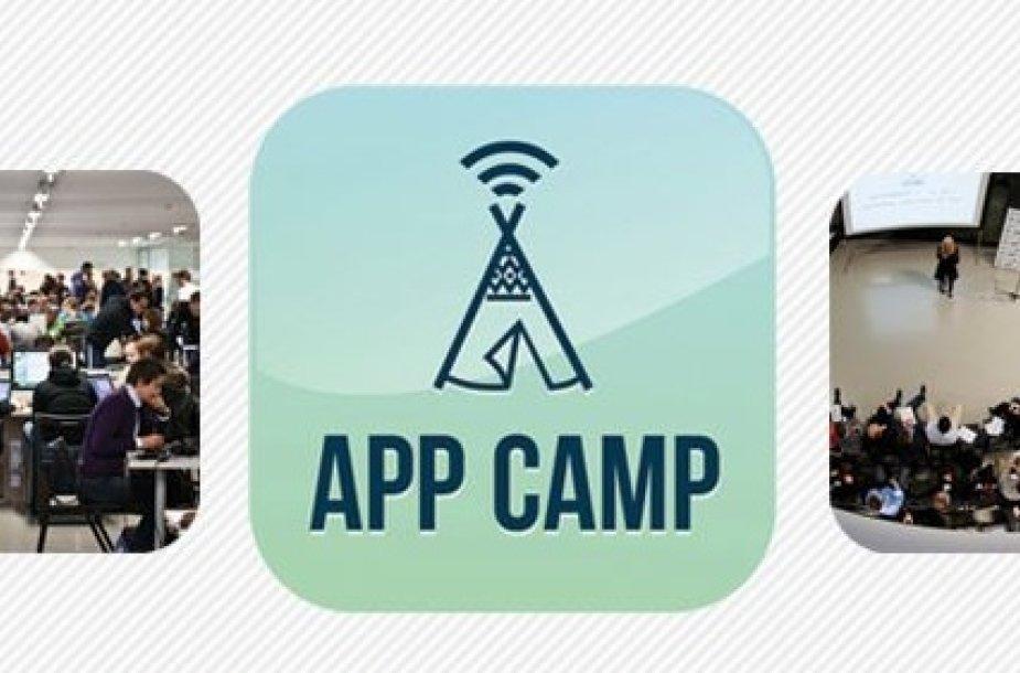 """Programėlių dirbtuvės """"AppCamp"""""""