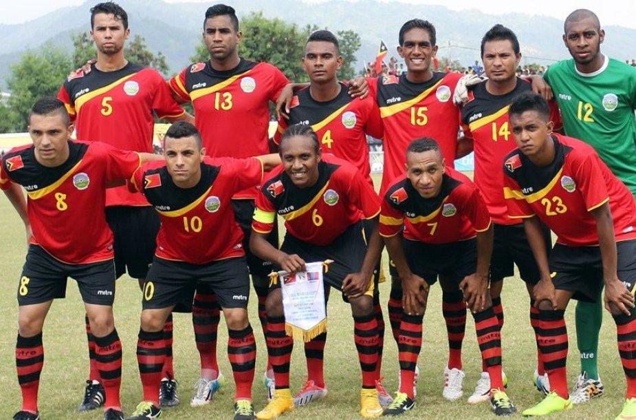 Rytų Timoro futbolo rinktinė