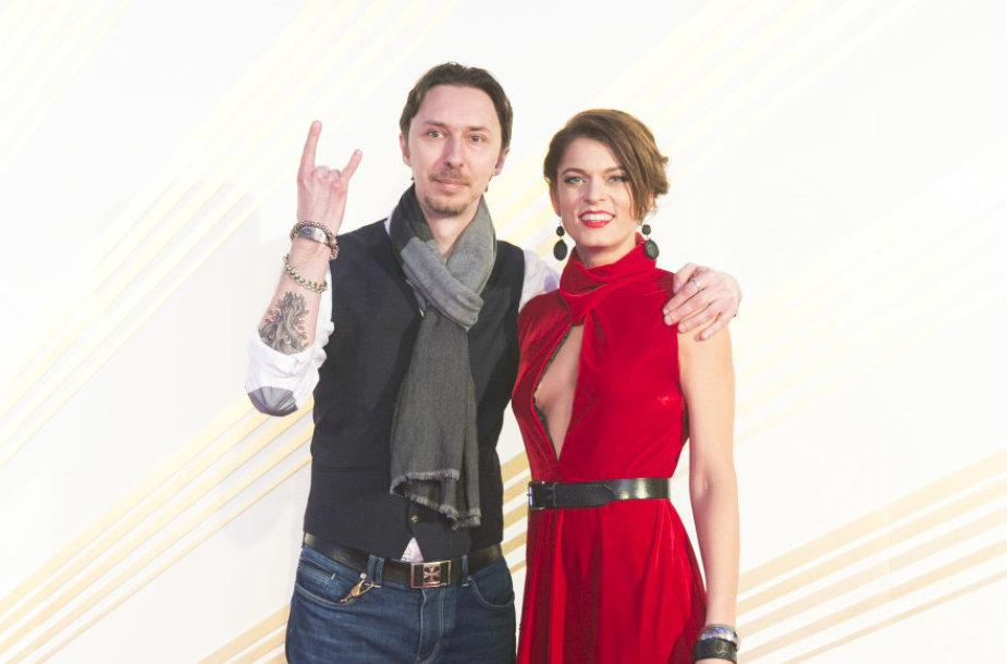 Marius Berenis ir Sigita Grabauskaitė