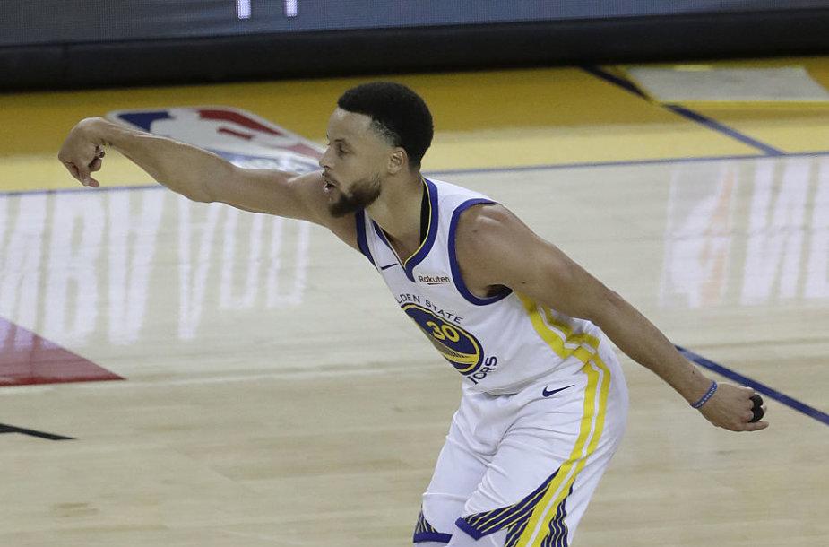 Stephenas Curry