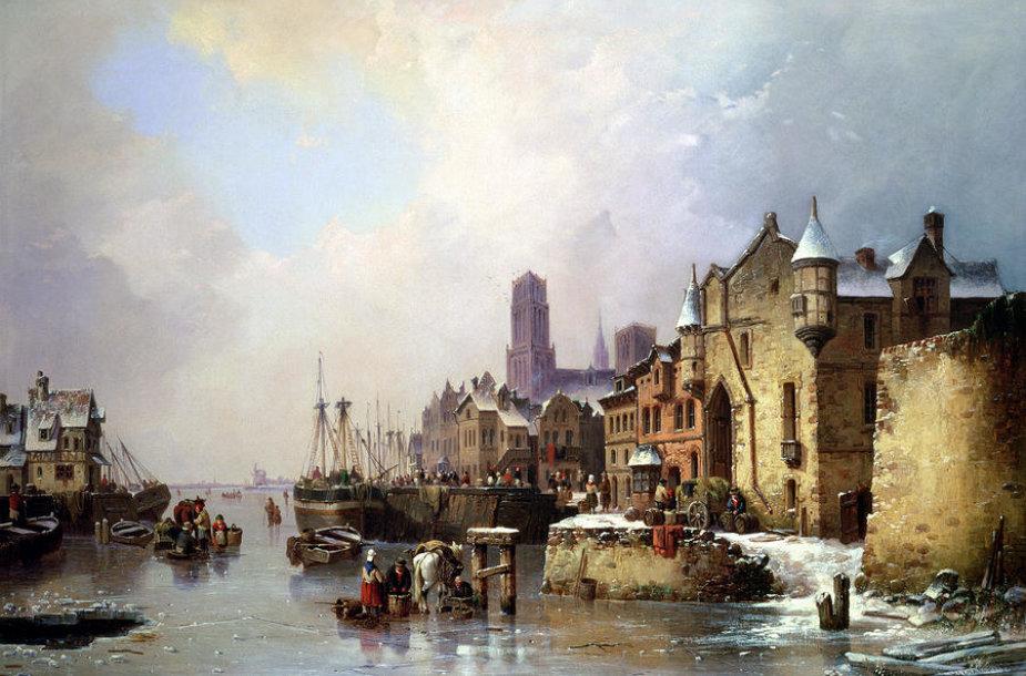 Karaliaučiaus uostas buvo be galo svarbus LDK