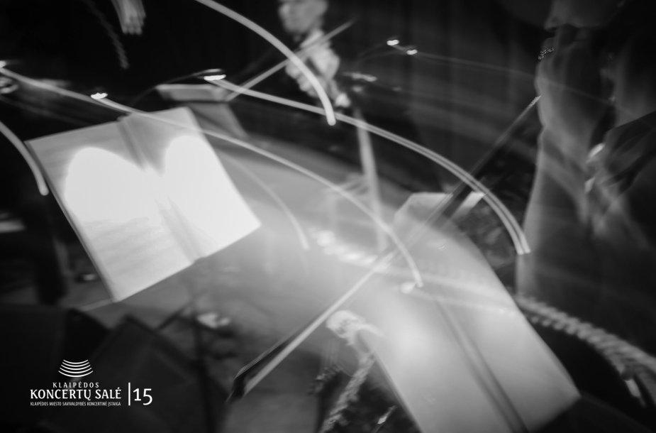 Klaipėdos koncertų salėje laukia nuotaikingas koncertas