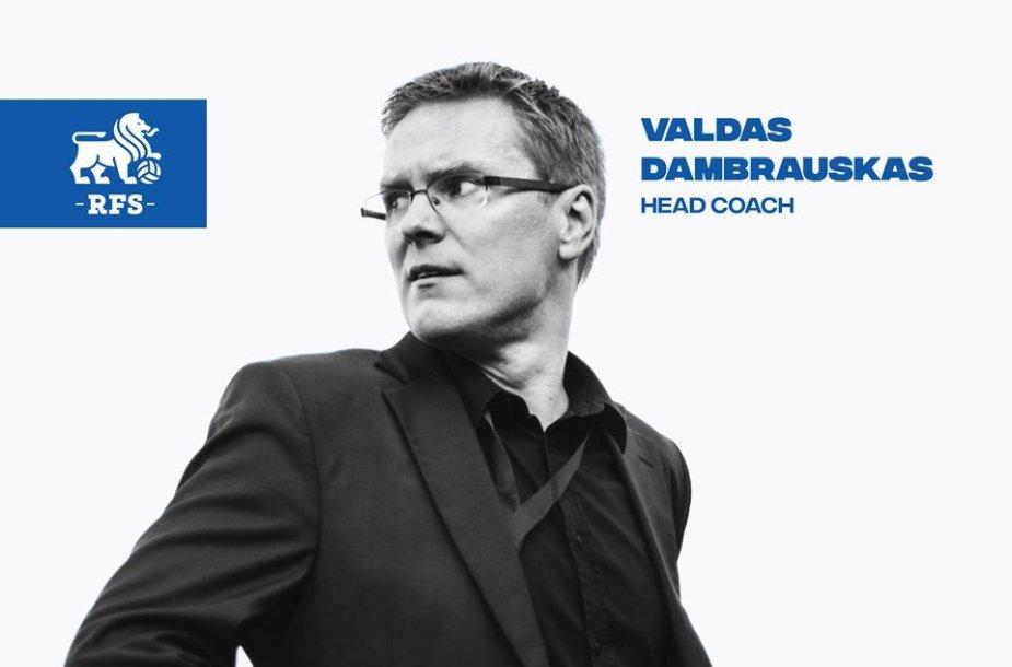 Valdas Dambrauskas