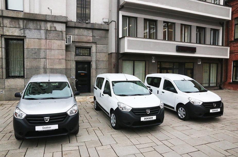 Kauno policijai dovanos stebėtinai ekonomiškus automobilius