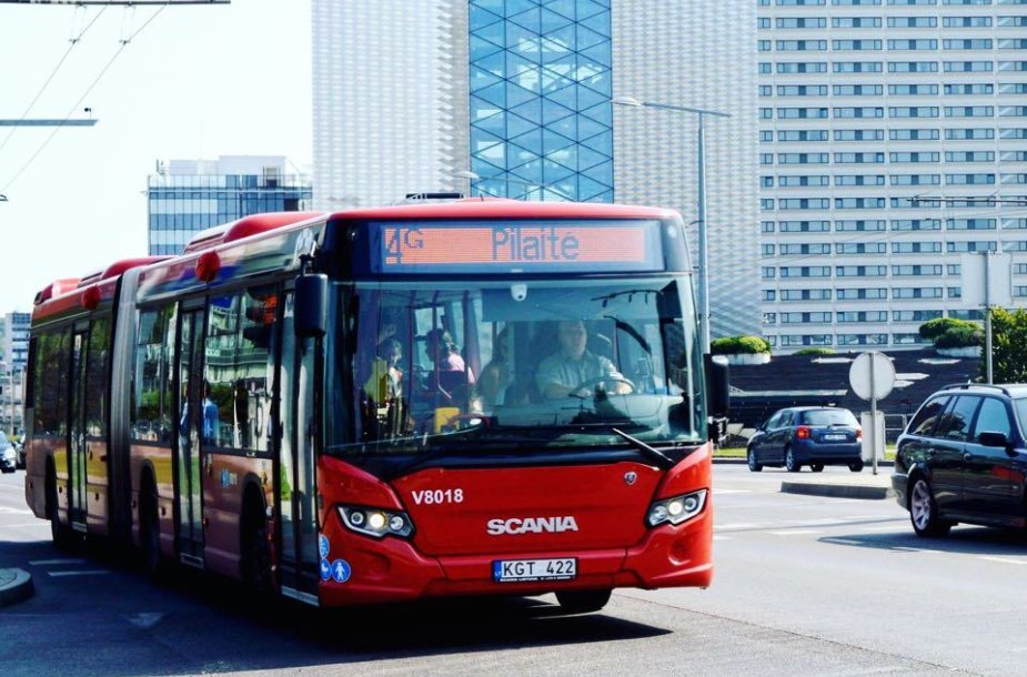 4G autobusas