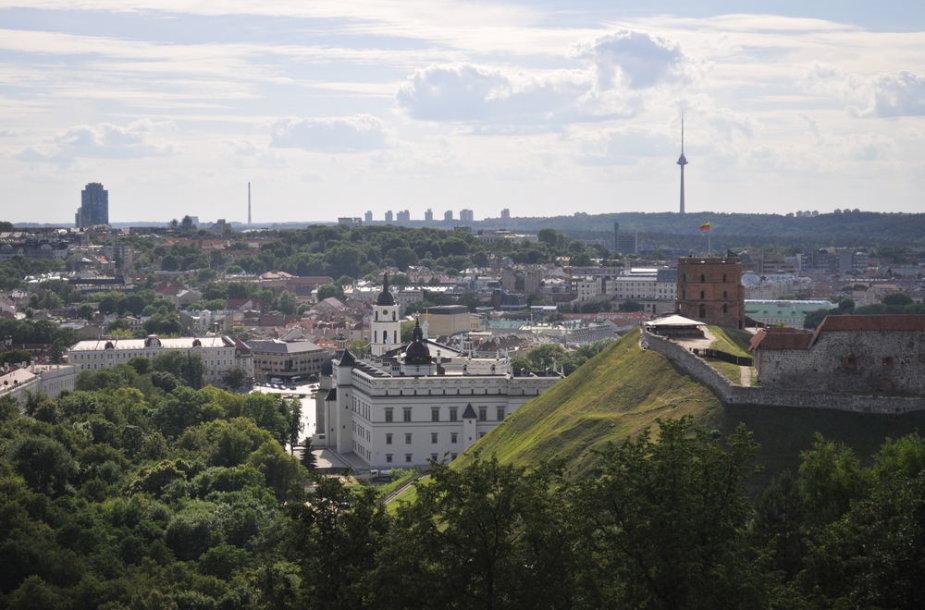 Vilnius vis dažniau minimas turistų dienoraščiuose