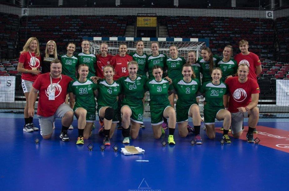 Lietuvos merginų U19 rinktinė
