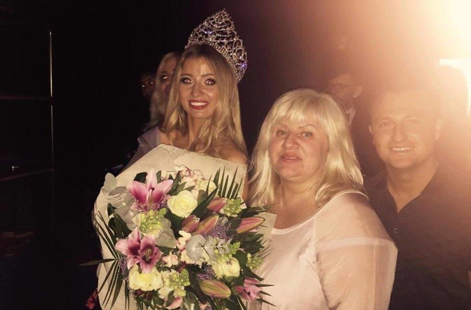 Agnė Skopaitė ir Daina Bilevičiūtė