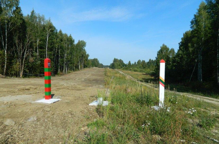 Lietuvos ir Baltarusijos pasienis