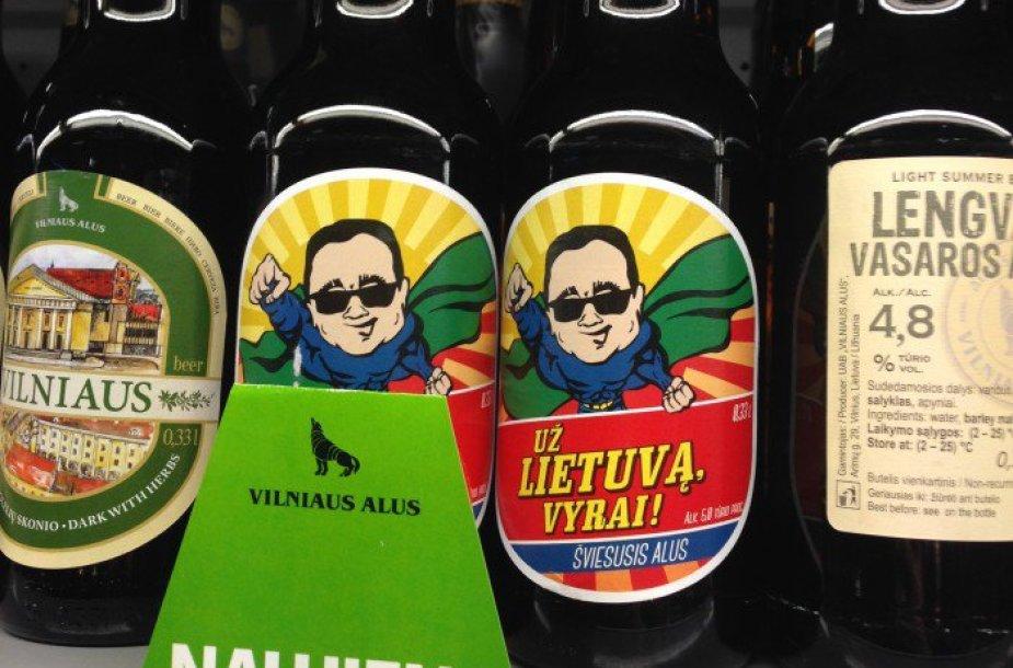 """Alus """"Už Lietuvą, vyrai!"""""""