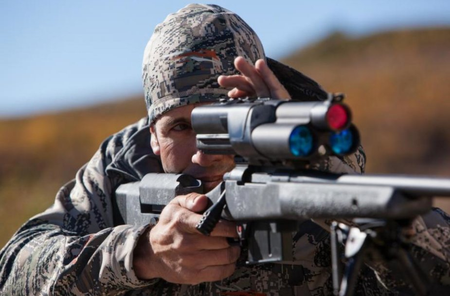 """""""Precision Guided Firearm"""" šatuvu taikliai šaudyti gali bet kas"""