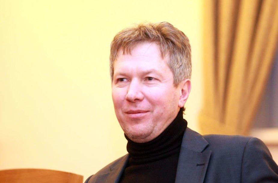 A.Kasparavičius negalėtų pasakyti, kokia dabar Lietuvos valstybės idėja