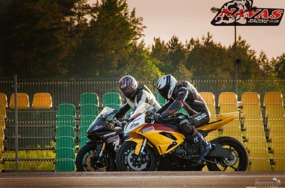 Žiedinės motociklų lenktynės