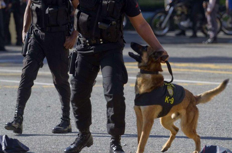 Policijos šuo