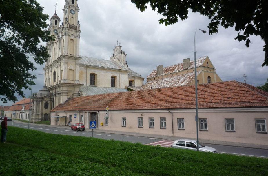 Misionierių bažnyčia ir vienuolynas