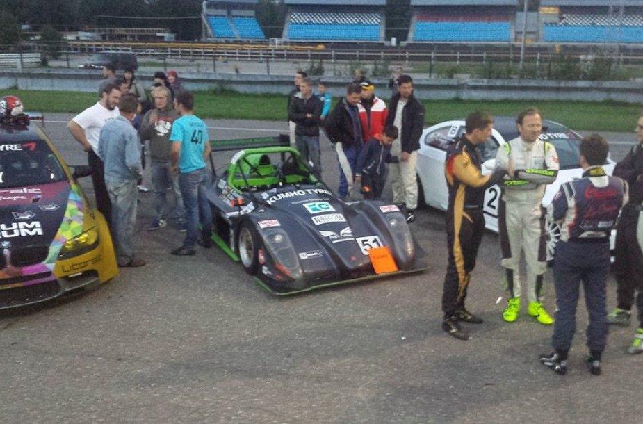 """""""Riga Summer Race"""" lenktynės"""