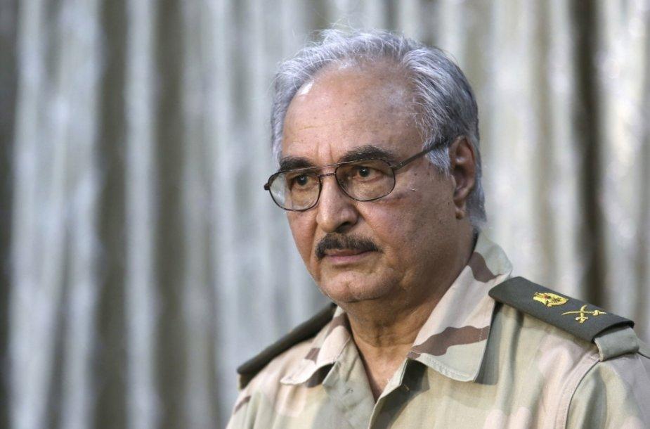Generolas Khalifa Haftaras
