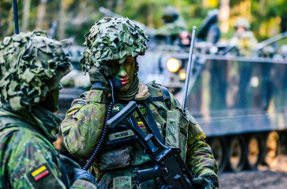 Lietuvos kariuomenės greitojo reagavimo pajėgos
