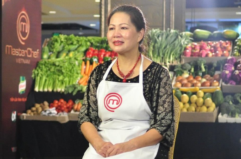 "Minh Thuy Nguyen, restorano ""Saigon"" šefė"